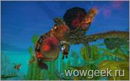 Кракен атакует корабль