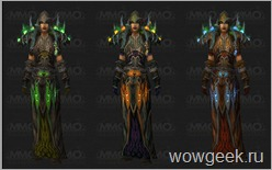 Тир 11 шаман женщина