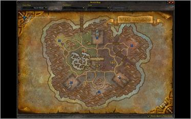 Карта Тол Барада