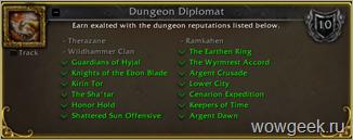 Dungeon Diplomat