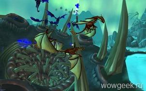 Сводки с ПТР: Час сумрака - полет на драконах