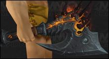 Душа дракона: Одноручный топор 3
