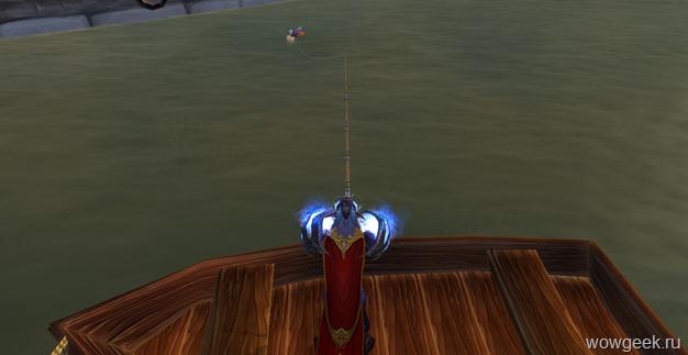 Рыбная ловля wow